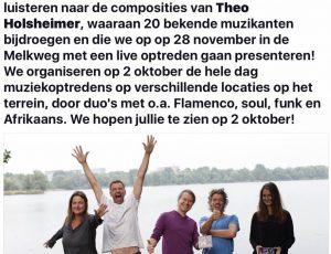CILICE ORCHESTRA PREVIEW LUISTER SESSIE op de NieuwenMeer