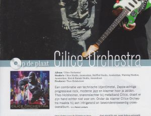 Theo Holsheimer interview in de Gitarist