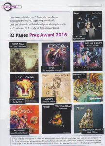 Cilice Orchestra - IO Pages - nominatie Prog Award_edited